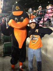 "Posted to Facebook as ""they may be terrible, but I still love em!"" The Orioles went on to make the playoffs for the first time in 15 years."