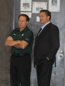 Izzo and Calipari