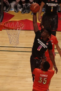 Mudiay's athleticism makes him an interesting talent coming over from his year playing in China.