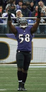 Dumervil matched a career best with 17.0 sacks in 2014, and terrorizes opponent QBs along side fellow OLBs Suggs