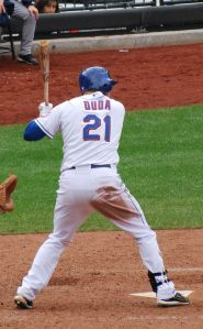 Lucas Duda and the Mets can play small ball too
