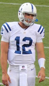Andrew Luck hopes to return soon, but his injury has led to an unexpected QB controversy